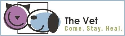 The Vet logo